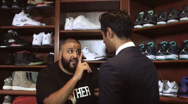 DJ Khaled The Daily Show