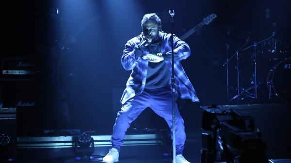 Kendrick Lamar - 'Untitled 2'