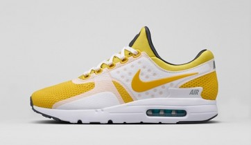 Nike Air Max Zero 'Yellow' sneakers 1