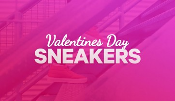 Valentine's Day Sneakers