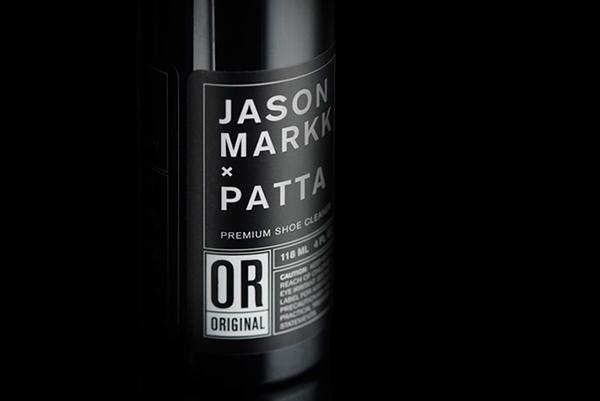 Patta x Jason Markk Cleaning Kit