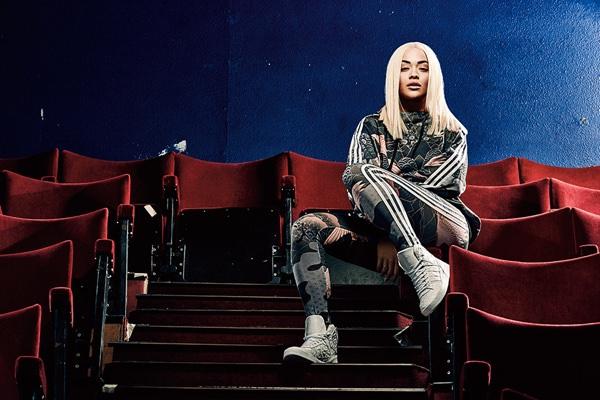 Rita Ora x adidas Originals 'Asian-Arena' Collection 4