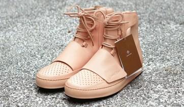 Sneaker Homie custom Adidas Yeezy 750 Boost sneakers 1