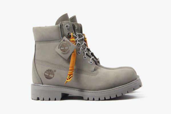 Timberlane 'Mono Grey' 6-Inch Boot 1