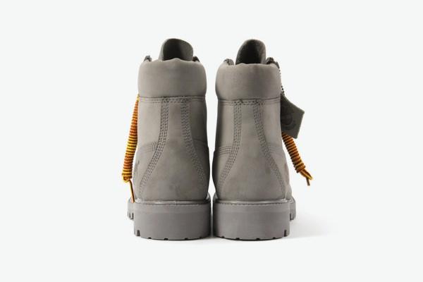 Timberlane 'Mono Grey' 6-Inch Boot 4