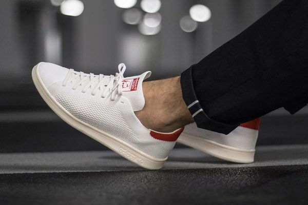adidas originals stan smith rood