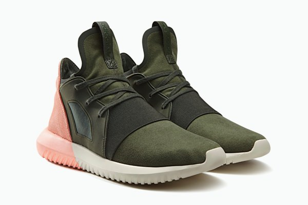 adidas Originals Tubular Defiant 'Color Contrast' sneakers 4