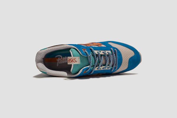 Asics x Patta GEL-Respector sneakers