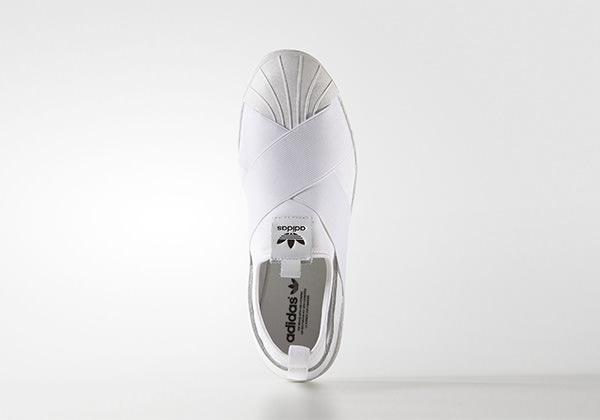 Adidas Originals Superstar Slip-On Womens Sneakers 2