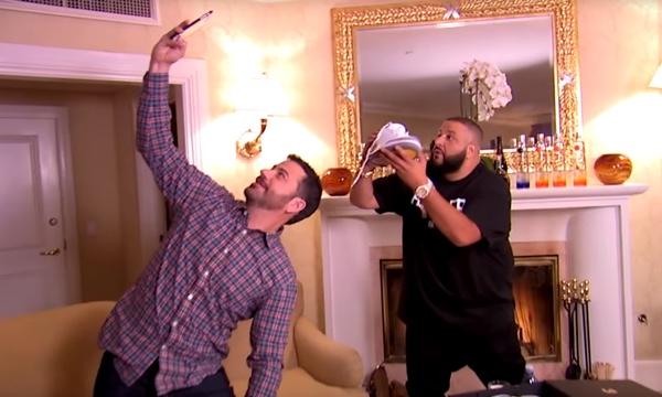 DJ Khaled Jimmy Kimmel