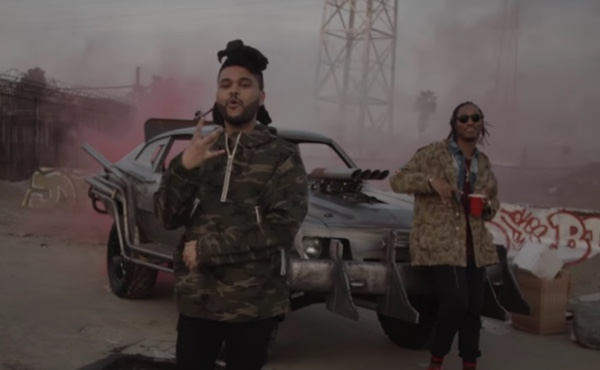 Future feat. The Weeknd - 'Low Life' Video