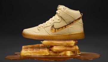 Nike SB Dunk High 'Waffle' Sneakers 1
