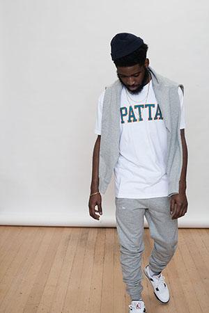 Patta 2016 Spring/Summer Collection Lookbook
