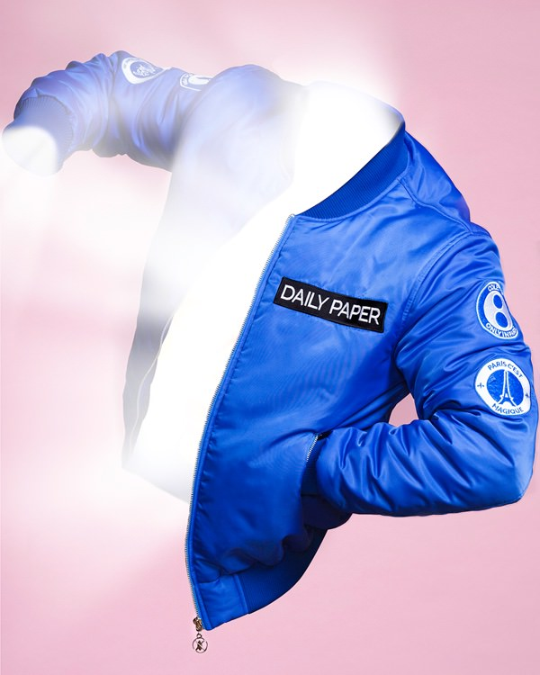 Daily Paper x Colette Bomber Jacket 2