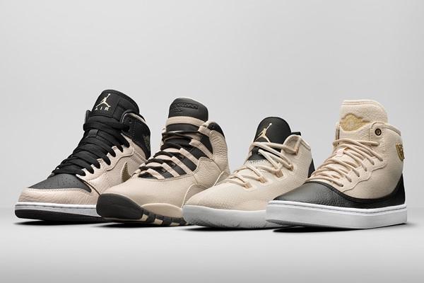 Jordan Brand 'Heiress' Collection 1