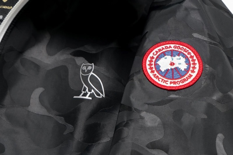 OVO x Canada Goose Jacket Collection 7