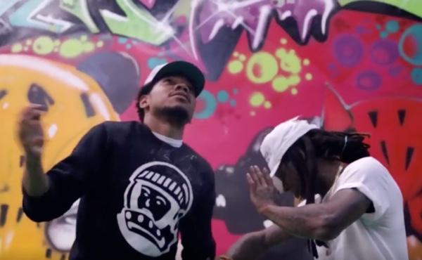 Chance The Rapper feat. Lil Wayne & 2 Chainz - 'No Problems' Video