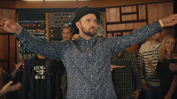 Justin Timberlake - 'Can't Stop The Feeling' Video