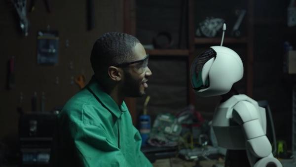 Kaytranada - 'Lite Spots' Video