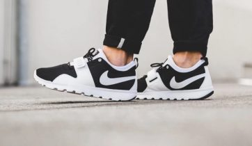 Nike SB Trainerendor 'Black:White' Sneakers
