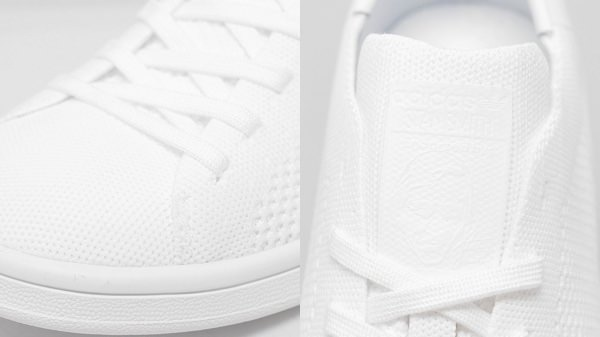adidas Originals Stan Smith Primeknit 'Triple White' Sneakers 3