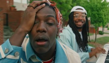 D.R.A.M. feat. Lil Yachty - 'Broccoli' Video