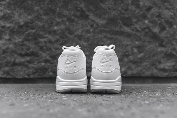 NikeLab Air Max 1 'Pinnacle' All-White Sneakers