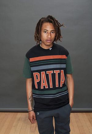 Patta 2016 Fall/Winter Collection Lookbook