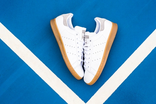 adidas stan smith with gum sole