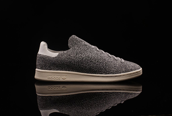 adidas Stan Smith Primeknit 'Grey' Sneakers