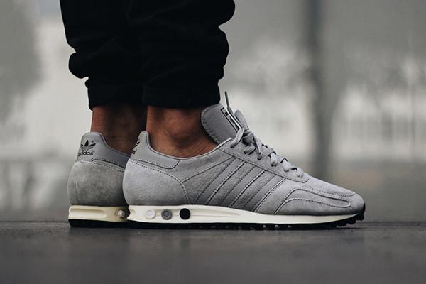 adidas Originals L.A. Trainer OG 'Grey' Sneakers