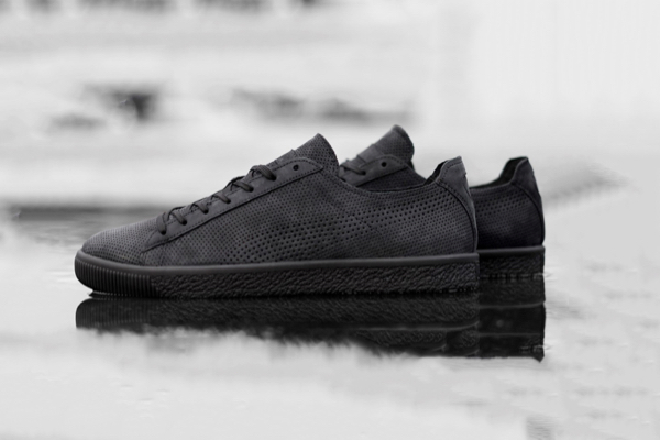 Stampd x Puma Clyde Sneakers