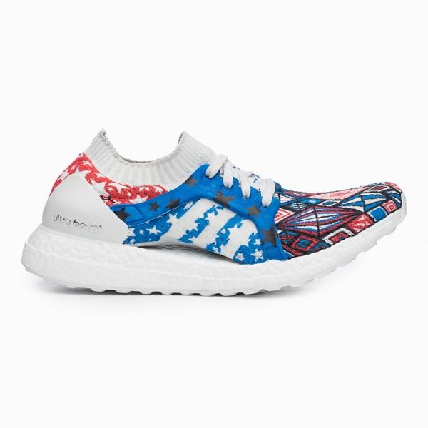 12 vrouwelijke artiesten ontwerpen Adidas sneakers voor